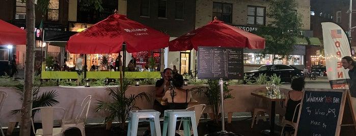Winemak'her Bar is one of Brooklyn stuff.
