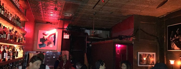 Studio 151 is one of East Village favourites.