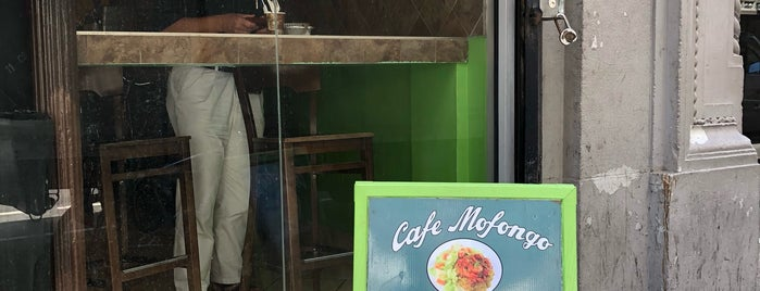 cafe Mofongo is one of The Block is Hot #midtown.