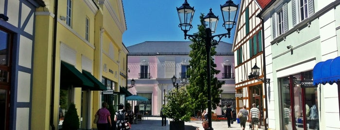 Designer Outlet Berlin is one of Places 2 Be ! by. RayJay.
