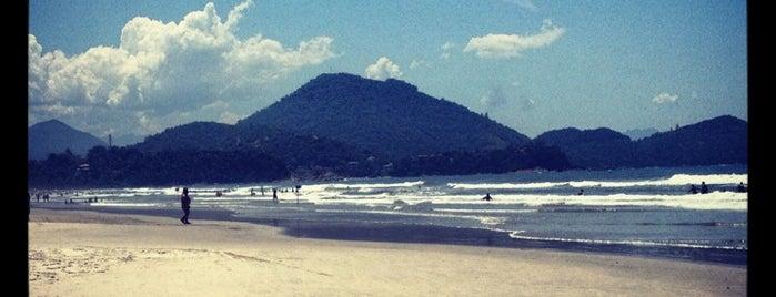 Praia Grande is one of Lieux qui ont plu à Fernando.