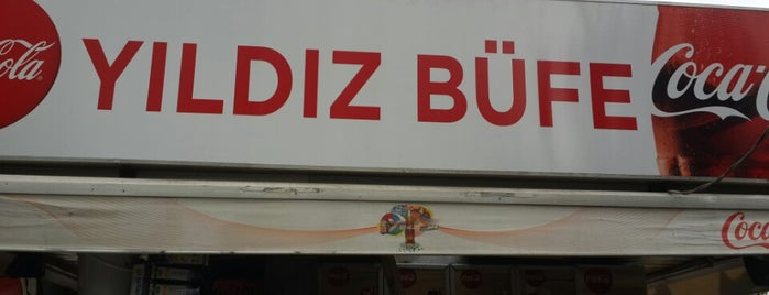Yıldız Büfe is one of Posti salvati di Akif.