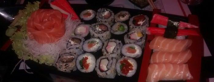 Telemaki Sushi House is one of Max : понравившиеся места.