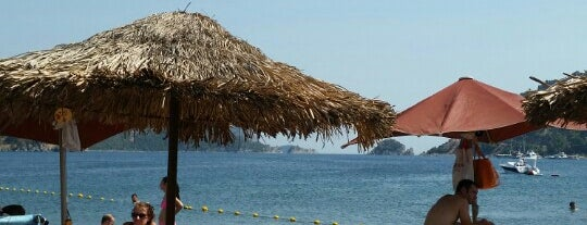 Tiki Beach is one of Marmaris.