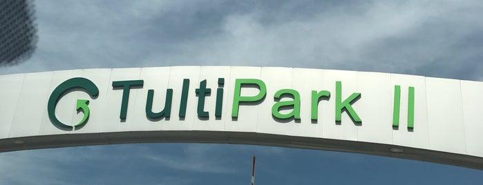 Tulti Park II is one of Tempat yang Disukai Joaquin.