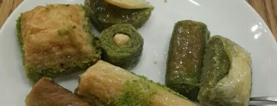 Şerifoğlu Baklava Börek is one of Gizemli: сохраненные места.