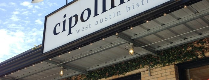 Cipollina West Austin Bistro is one of Austin.