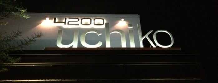 Uchiko is one of Favorite Finds - Austin.