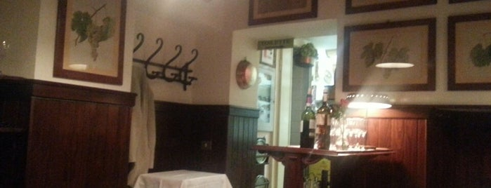 Antica Trattoria della Pesa is one of Milan(o) the BEST! = Peter's Fav's.