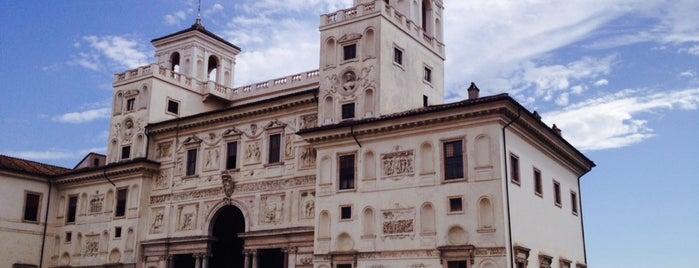 Villa Medici - Accademia di Francia a Roma is one of Rome.