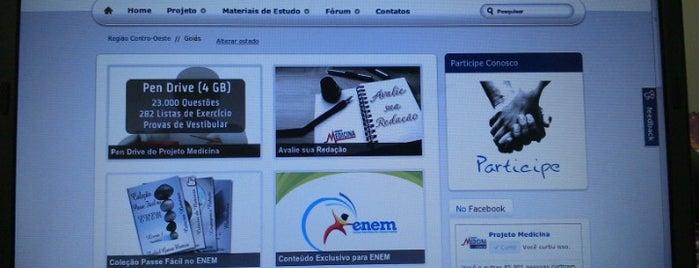 Projeto Medicina is one of Lugares que voltaria.