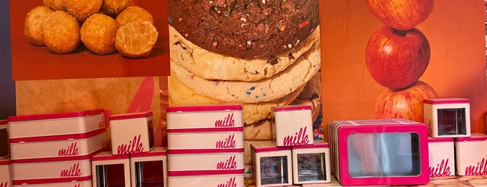 Milk Bar West Village is one of Bakeries and Desserts to Try.