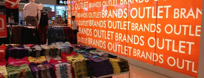 Brands Outlet is one of Am Here !!!.