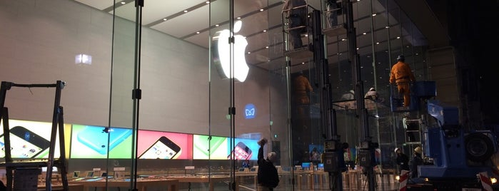 Apple Omotesando is one of モリチャン'ın Beğendiği Mekanlar.