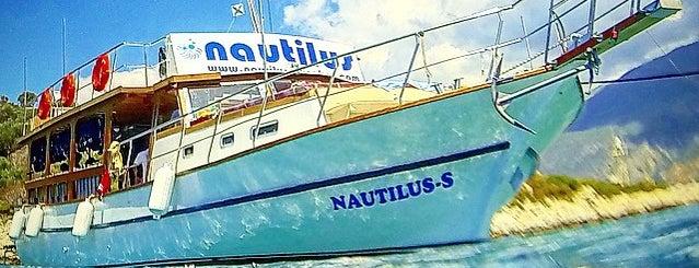 Nautilus Dive Center - Nautilus Dalış Merkezi is one of Kaş.