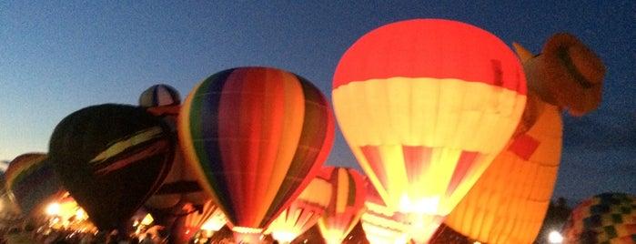 Carolina Balloon Festival is one of Bingさんのお気に入りスポット.