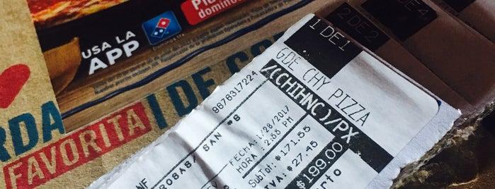 Domino's Pizza is one of Locais curtidos por Alejandro.
