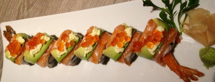 ZEN Sushi & Sake is one of Tempat yang Disimpan Kevin.
