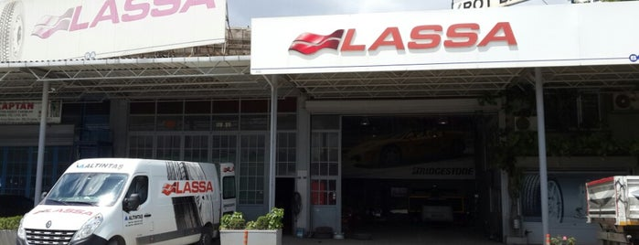 Altıntaş Oto Lassa&Bridgestone is one of Lieux qui ont plu à Oral.