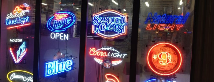 Bob's Beer & Soda is one of FT6.