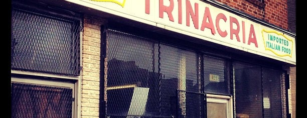 Trinacria Macaroni Works is one of Been There Bmore.