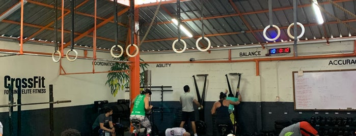 Mango Crossfit is one of Best of DR.