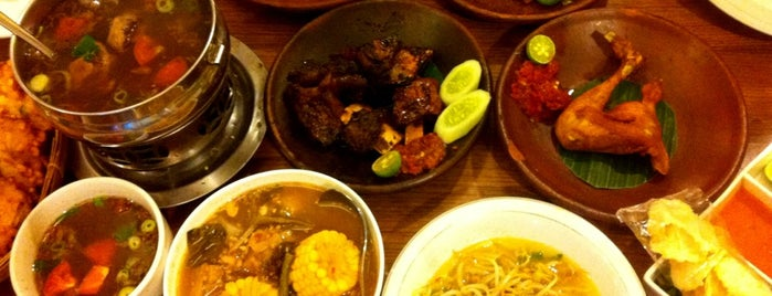 Lenggok Betawi is one of Food @Jakarta.
