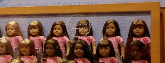 American Girl Place is one of Affinia 50's Local Tips.