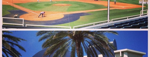 FIU Baseball Stadium is one of Lieux qui ont plu à Diego Alfonso.