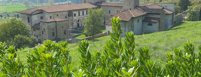 Monastero di Astino is one of Bergamo.