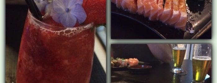 Tokay Sushi Bar is one of Locais curtidos por Laila.