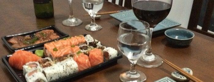 Edu sushi is one of Locais curtidos por Laila.