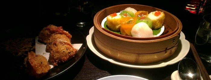 Hakkasan is one of Fitzrovia, London.