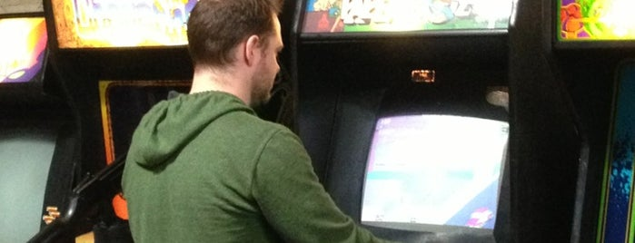 Barcade is one of British Invasion New York[shire] Tour.