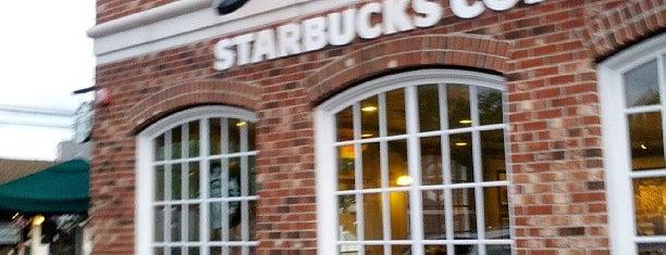 Starbucks is one of Maddie : понравившиеся места.