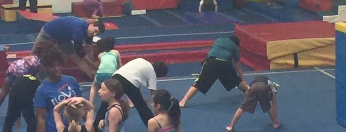 ASI Gymnastics is one of M-US-01.