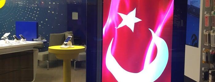 Turkcell İletişim Merkezi is one of Cin Cin Elektronik.