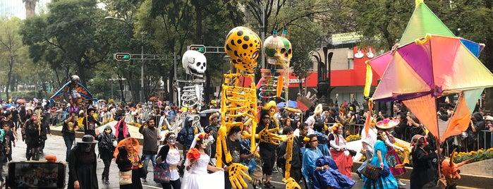 Desfile del Día de Muertos is one of Ricardo 님이 좋아한 장소.