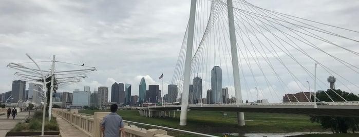 Trinity Skyline Trail is one of Dallas tour.