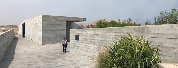 Museo Pachacamac is one of Locais curtidos por Ely.