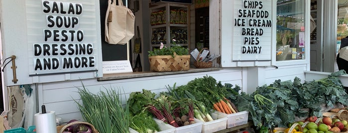 Serene Green Farm Stand is one of Lieux qui ont plu à IrmaZandl.