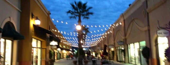 Las Americas Premium Outlets is one of Sunny San Diego.