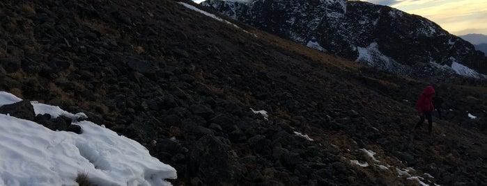 Nevado de Toluca is one of Lau : понравившиеся места.