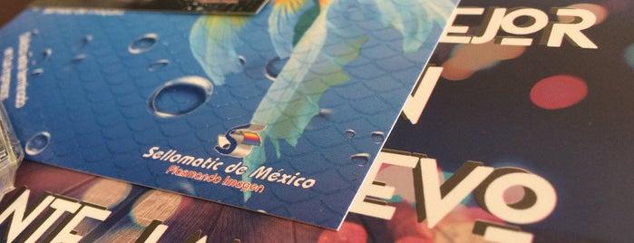Sellomatic de México is one of Lau : понравившиеся места.