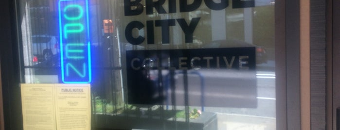 Bridge City Collective is one of Haley 님이 좋아한 장소.