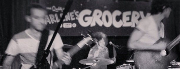 Arlene's Grocery is one of Music Venues.