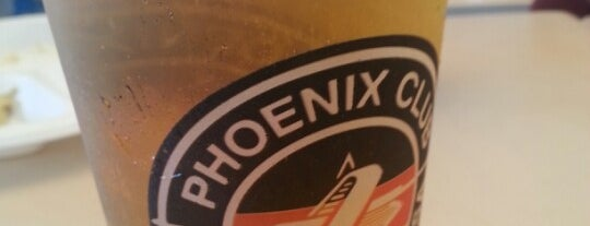 The Phoenix Club is one of Lieux sauvegardés par Justin.
