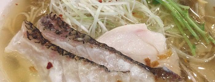 福島壱麺 is one of 沿線ラーメン味くらべ2016参加店.