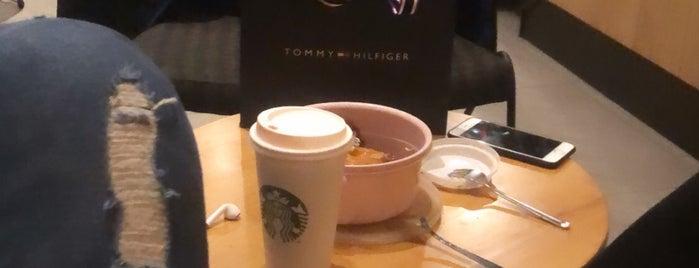 Starbucks is one of Hakan 님이 좋아한 장소.