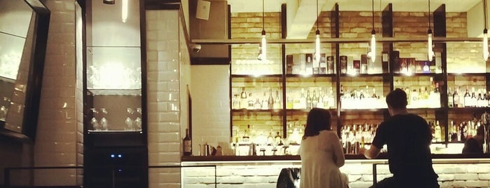 Libertine Bar & Kitchen is one of Jae Eun 님이 저장한 장소.